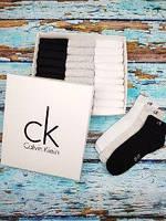 Брендовые носки Акция Calvin Klein 30 шт  и 9 шт