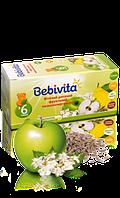 Фиточай детский фруктовый низкоаллергенный бебивита bebivita, 30 г (20 пак. х 1,5 г) с 6 мес.