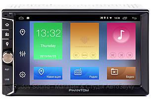 Автомагнітола Phantom DVA-7010 + Navitel на Android
