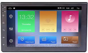 Автомагнітола Phantom DVA-7009 + Navitel на Android