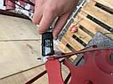 Роторная борона  активная борона  под шестигранник 23мм700мм, фото 4