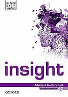 Insight: Advanced Teacher's Book Teacher's Resource MultiROM Pack