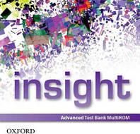 Insight: Advanced Test Bank MultiROM