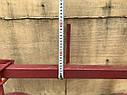 Дисковий підгортач 360мм на подвійний зчепленні, фото 4