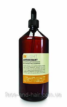 Шампунь тонизирующий для всех типов волос  Insight Antioxidant Rejuvenating Shampoo 1000 мл