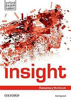 Insight: Elementary Workbook