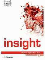 Insight: Elementary: Teacher's Book Teacher's Resource MultiROM Pack