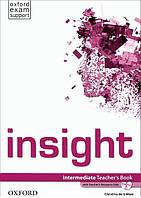 Insight: Intermediate Teacher's Book Teacher's Resource MultiROM Pack