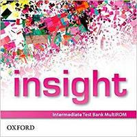 Insight: Intermediate Test Bank MultiROM