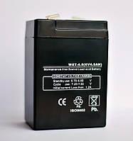Аккумулятор для весового оборудования 6V, 4Ah