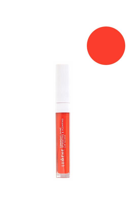 Lumene Luminous Shine Hydrating & Plumping Lip Gloss Блиск для губ 04