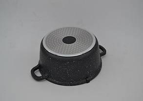 Кастрюля с мраморным покрытием на 6,2 л Benson BN-309, фото 2