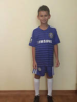 Футбольная форма команды Chelsea 46 140 Синий