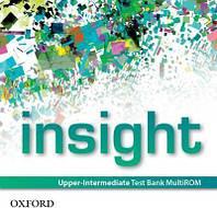 Insight: Upper-Intermediate Test Bank MultiROM