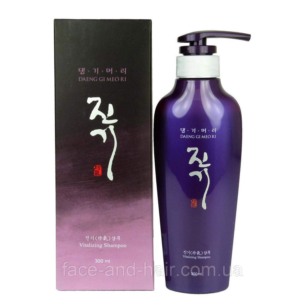Регенерирующий шампунь для волос Daeng Gi Meo Ri Vitalizing Shampoo, 300 мл