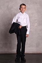 Детская рубашка для мальчика Школьная форма для мальчиков Byblos Италия BU1164