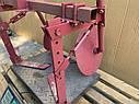 Дисковый окучник с пропольником ф-370мм, фото 4