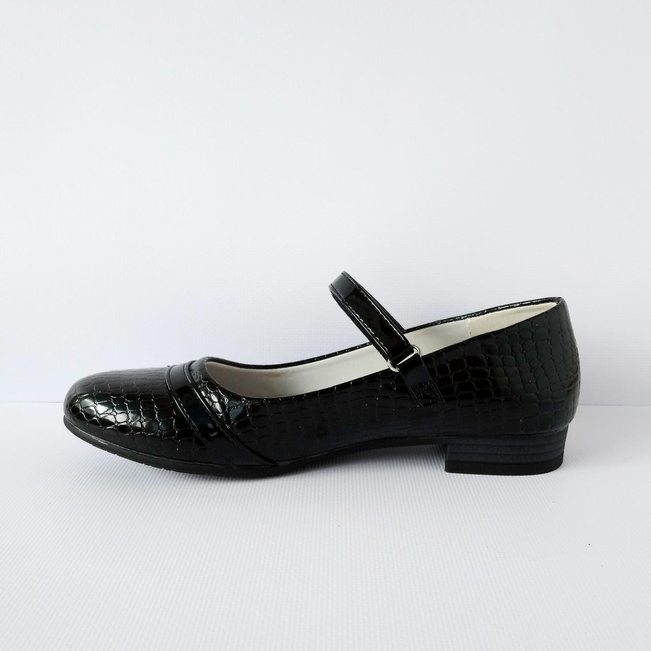 Школьные туфли девочкам, р. 32-37 5