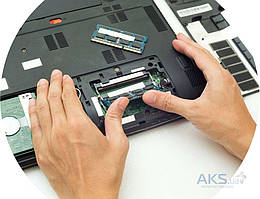 Установка оперативной памяти на ноутбуке