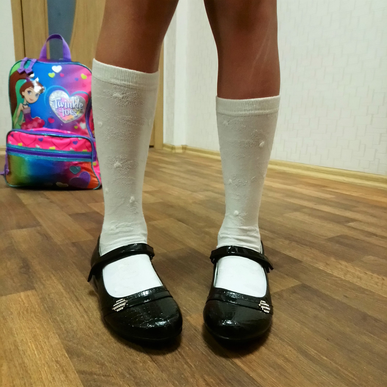 Школьные туфли девочкам, р. 32-37 10