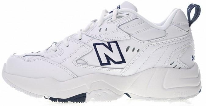 """Женские кроссовки New Balance 608 V1""""White"""" (в стиле Нью Баланс)"""