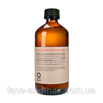 Шампунь для окрашенных волос Rolland Oway ColorUp protection hair bath 240 мл