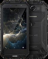 "Doogee S60 Lite Black/Silver, 4/32 Gb, IP68, NFC, 5580 mAh, Металлический корпус, 16 Mpx, 8 ядер, дисплей 5.2"", фото 1"