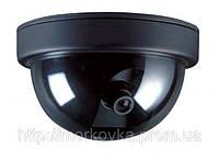🔥✅ Купольная камера видеонаблюдения муляж 6688, Видео камера обманка, видеокамера,