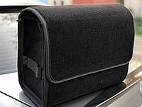 Сумка органайзер в багажник большая велюр