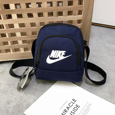 Сумка-планшет Nike темно-синяя (реплика)