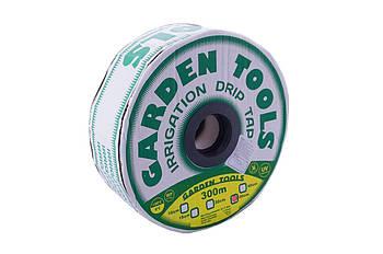 Лента капельного полива Garden Tools - 0,15 x 100 мм x 300 м (G10/300)