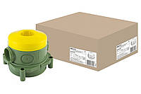 Установочная коробка СП 82х80х72,5мм, для заливки в бетон, TDM