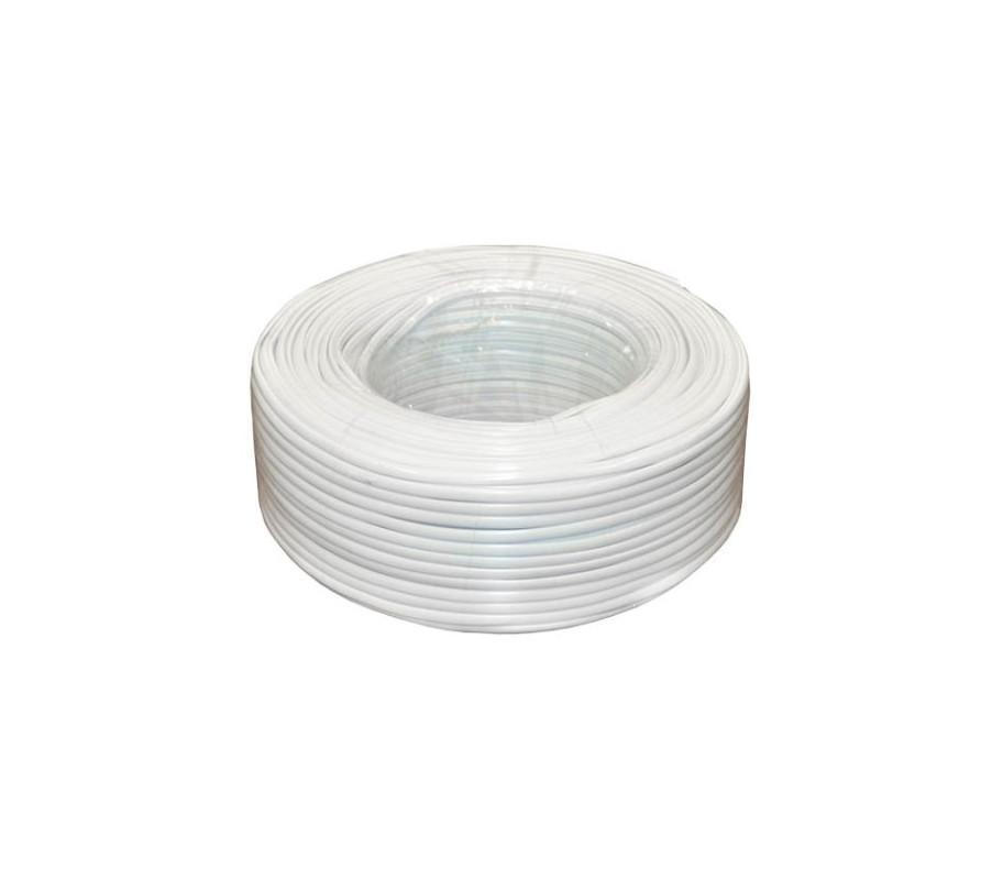 Сигнальный кабель CCA 12x7/0.22 экранированный бухта 100м (4шт в ящ)