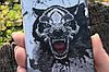 Чехол на Samsung Galaxy A8 2018 Angry Wolf, фото 2