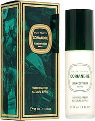 Jean Couturier Coriander (33мл), Женская Туалетная вода  - Оригинал!