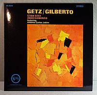 CD диск Stan Getz / Joao Gilberto featuring Antonio Carlos Jobim – Getz / Gilberto, фото 1