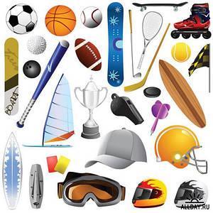 товары для спорта и отдыха, общее