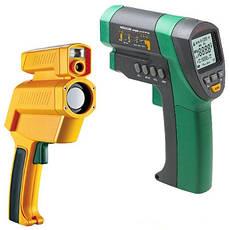 Термометры, пирометры, тепловизоры