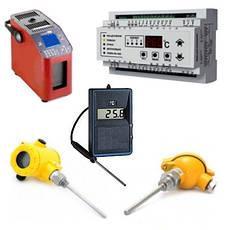 Приборы измерения, регулирования температуры, общее