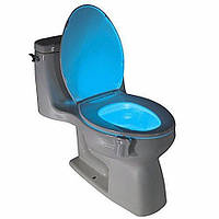 🔥✅ Подсветка для унитаза Toilet Led Led с датчиком движения и света