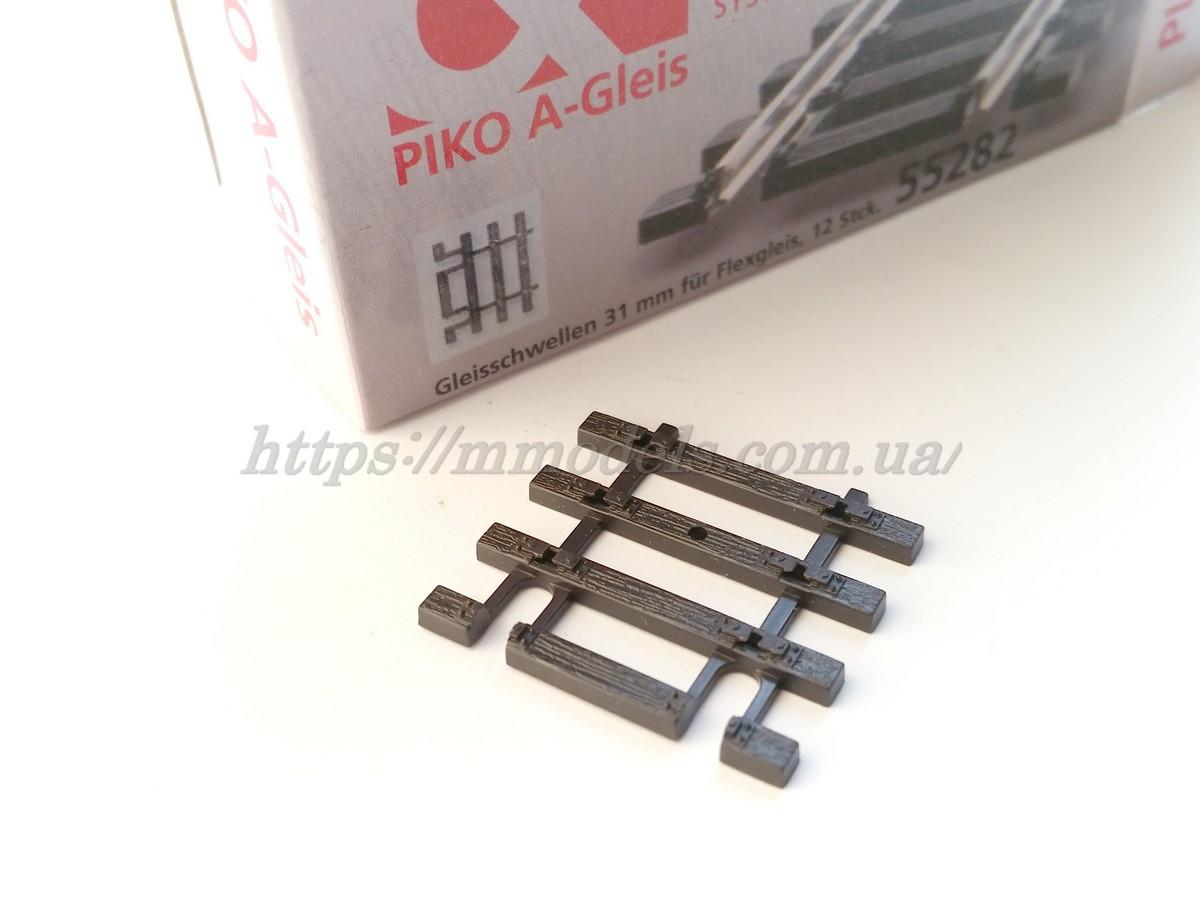 Piko 55282 окончание для рельсов Флексов Piko A-Gleis 55209,масштаба 1:87