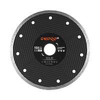 Алмазный диск Dnipro-M 150 22.2 Solid