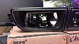 Фара противотуманная  BMW 7 E38 Год: 1995 -2001, фото 2