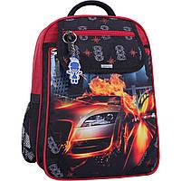Рюкзак школьный Bagland Отличник 20л (580 чёрный 500)