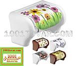 """Пластиковий тримач для туалетного паперу з малюнком """"Pisa"""" (Піза), Elif Plastik, фото 2"""