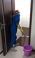 Механическая чистка линолеума в Киеве,  очистка мрамора и другого камня;