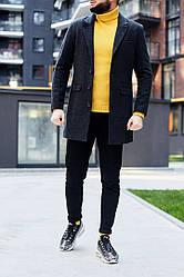 """Мужское пальто без бренда """"Dark gray"""""""