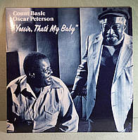CD диск Count Basie, Oscar Peterson – Yessir, That's My Baby, фото 1