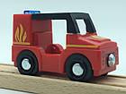 Машинка для дерев'яної залізниці PlayTive Junior Feuerwehr Німеччина, фото 2
