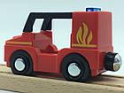 Машинка для дерев'яної залізниці PlayTive Junior Feuerwehr Німеччина, фото 3